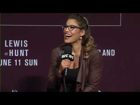 UFC Fight Night Auckland: Q&A with Juliana Pena, Tyson Pedro, and Brian Stann