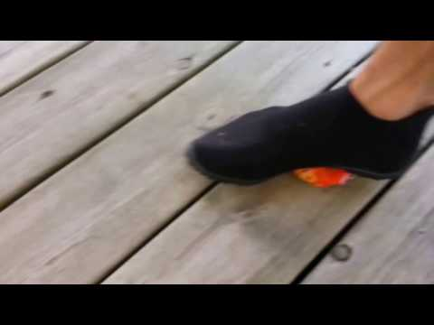 Leguano barefoot shoes - Can Crush