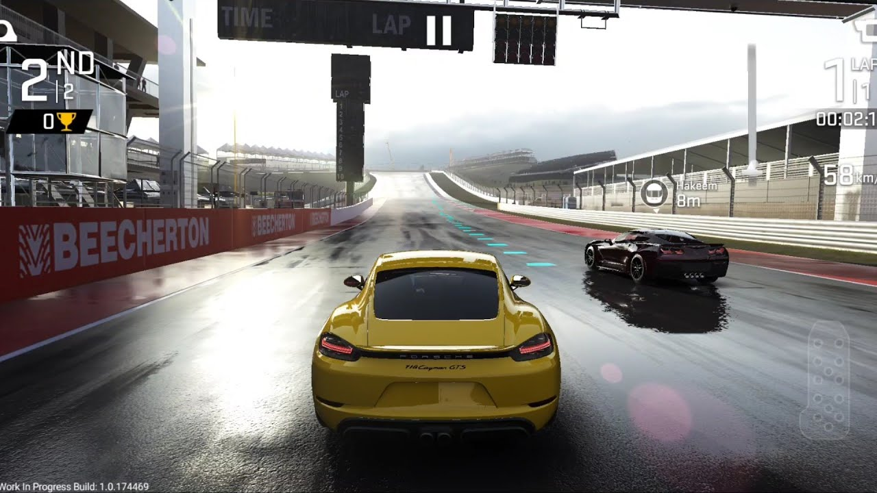 Real Racing Next [pre-Alpha] (Early Access) - Electronic Arts   Android & iOS - KiwiHub