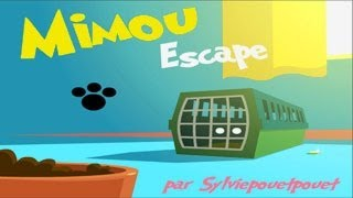 Mimou Escape Walkthrough - New Funny Cat Games