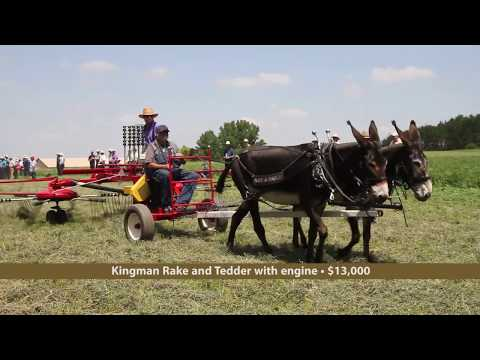 Horse Progress Days 2018 - Haying And Produce Equipment Demonstrations