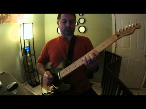 "Greg Jones playing Vince Gill's ""Take Me Down"" - Guitar Center Contest - Take 4 (Tele)"