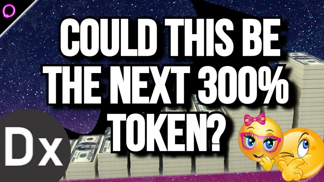 This token has the potential to increase 300%