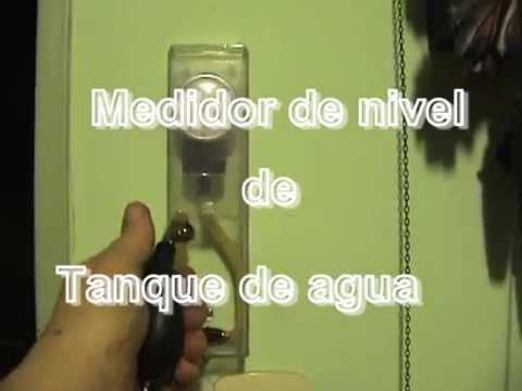 Medidor de nivel de tanque de agua youtube - Medidor de agua ...