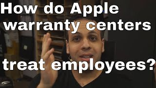 Gambar cover CSAT Solutions: employee interview with Apple warranty service contractor.