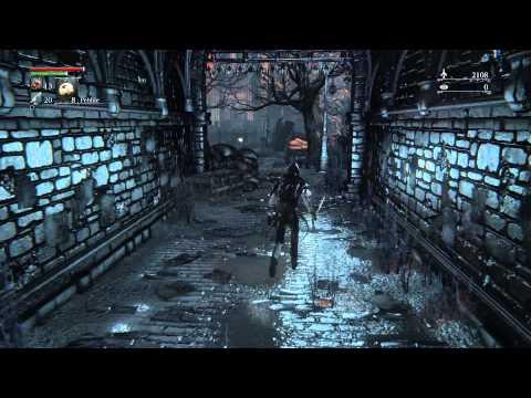 Bloodborne - Part 1