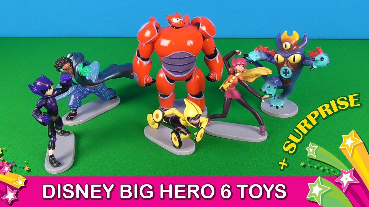 Fredzilla Big Hero 6 Disney