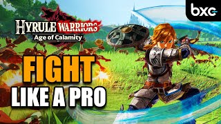 Ultimate Battle Tips Tricks Guide Hyrule Warriors Age Of Calamity Youtube