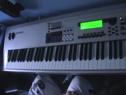 Synth Demo - Stand Back (Stevie Nicks)