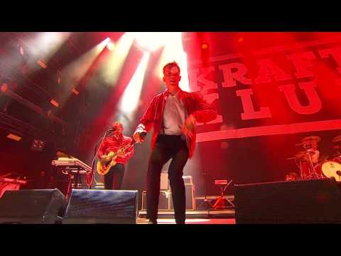 Kraftklub live von Rock am Ring 2017 (full show)