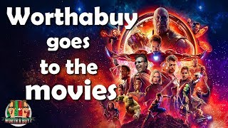 WAB goes to the movies, again! - Avengers Infinity Wars