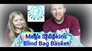 Mega Shopkins Blind Bag Basket