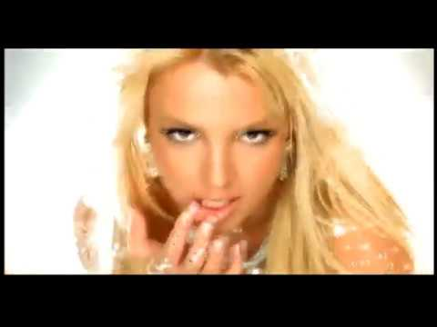 Britney Spears - diamond outfit from Toxic video