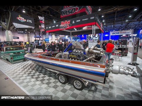 Finnegan's Garage Ep 28: Game Over Gets Hosed-Jet Boat Plumbing by Earl's