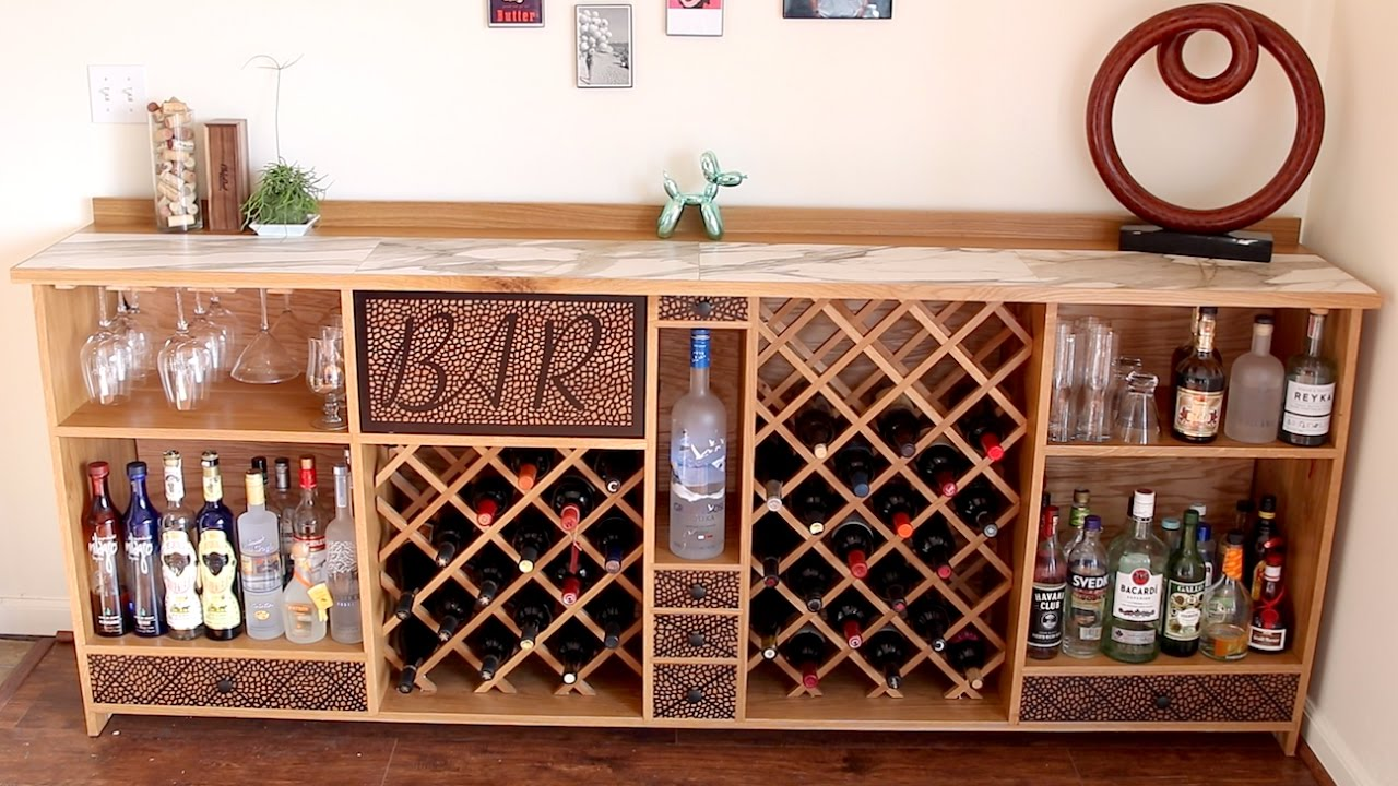 Building The Ultimate Home Bar You