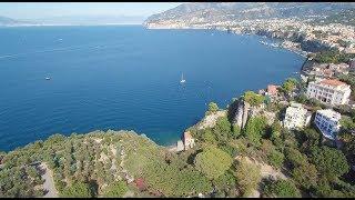 Presentazione del Villaggio Campeggio Santa Fortunata di Sorrento, in Campania