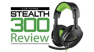 Turtle Beach Stealth 300 Review & Sound Test Xbox One Edition