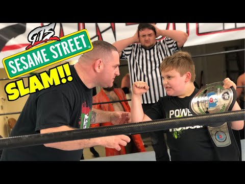KID DEFENDS I.C. CHAMPIONSHIP vs BULLY! GRIM LOOKS EVEN MORE GUILTY OF DRIVING RED VAN!