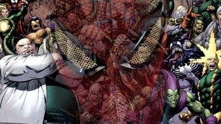 Top 10 Greatest Spider-Man Villains