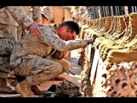 Guns N Roses Music Video - Iraq War