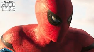 Spider-Man: Homecoming | Discover the New Stark Industries Spidey Suit