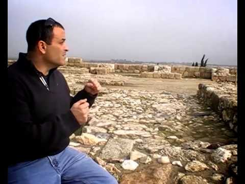 Tour of Megiddo National Park with Joe Yudin of Touring Israel