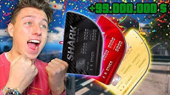 10.000.000$ Shark Card Pack Opening in GTA 5 !