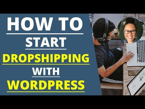 How to Start Dropshipping with WordPress - Save Money! thumbnail