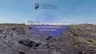 North River Wetlands Preserve April 2019 Restoration