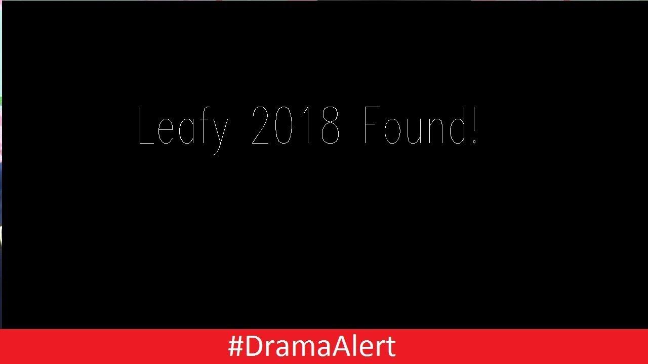 i-found-leafy-2018-dramaalert
