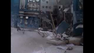 Взрыв кислородной станции на ТЭЦ1_Ульяновск(Съёмка пресс-службы УМВД по Ульяновской области Около 11 часов дня на территории ТЭЦ, что в Ближнем Засвияжь..., 2012-11-22T10:18:59.000Z)