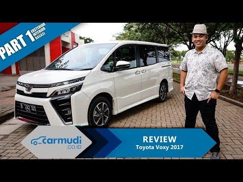 REVIEW Toyota Voxy 2017 Indonesia: Si Fleksibel! (Part 1 Dari 2)