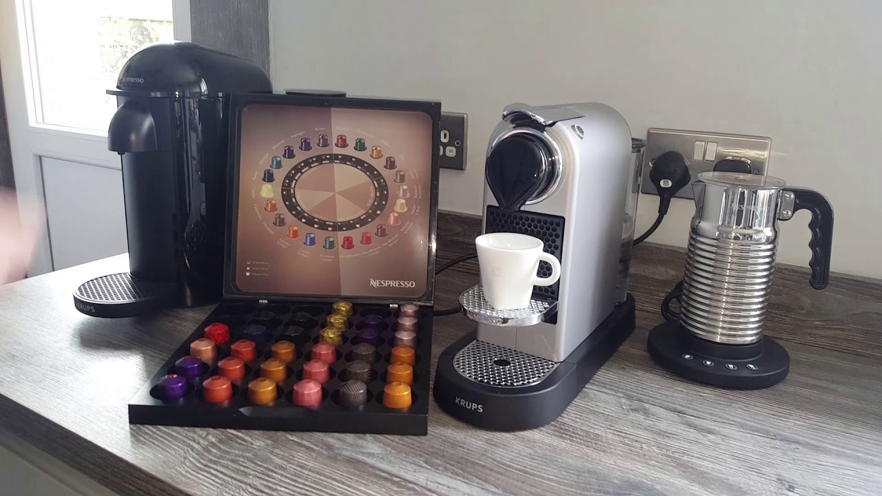 Nespresso Citiz Coffee Machine Review - The best Nespresso ...