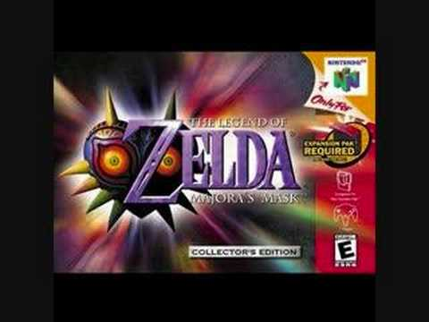 The Legend of Zelda: Majora's Mask Soundtrack: Clock Tower