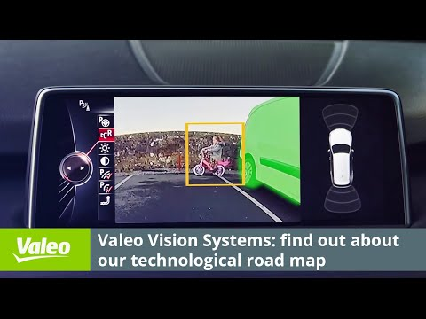 Valeo Vision Technology Road Map