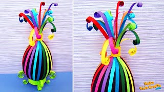 How to make a Paper Quilling Easter Eggs? DIY