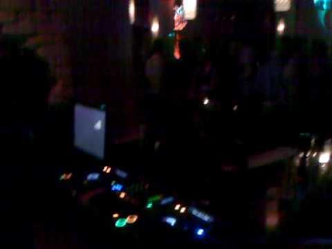 """EDX @ Club 251 in Palm Beach  """"Angel On My Shoulder"""" 6/13/2009"""