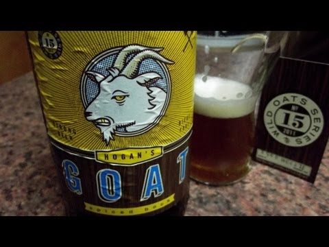Beau's Hogan's Goat Spiced Bock - #463 - Maxwell Starr's Beer Review