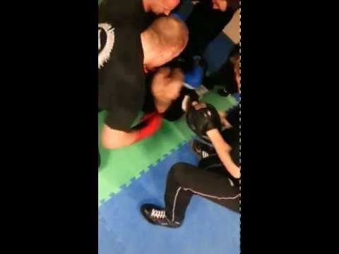 Krav Maga stress drills