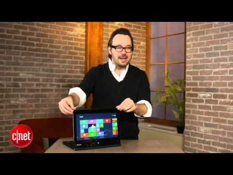 A Classic Take On Convertibles In Lenovo's ThinkPad Twist