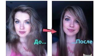 видео Выпрямить волосы навсегда? Легко! Мой секрет! | Vikihoney ♡
