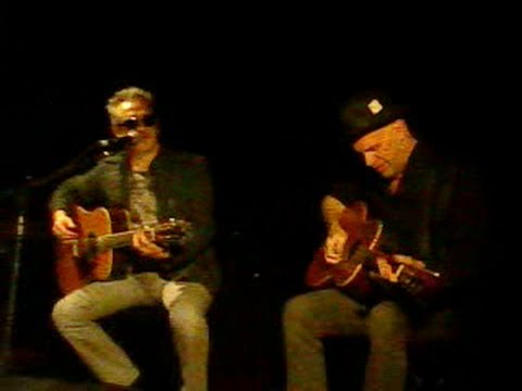 Wayne Hussey - Live at/En vivo Samsung Estudio, Bs.As. (10/11/2012)