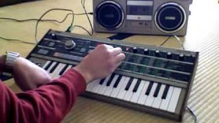 Tutorial: Vangelis Blade Runner Sound... on microKORG!