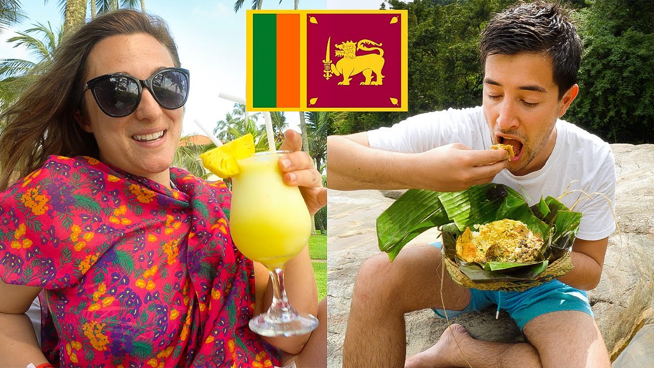 WE TRAVELLED TO SRI LANKA IN 2021 (and so can you!) EPIC Sri Lankan Food Tour!!