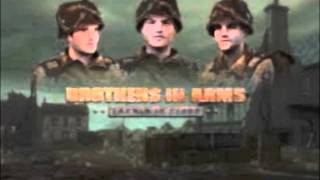 Brothers In Arms Earned In Blood (Main Menu Theme)