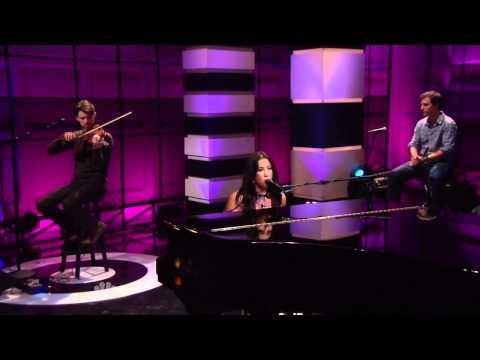 Vanessa Carlton on Jay Leno Show - Carousel (HD)