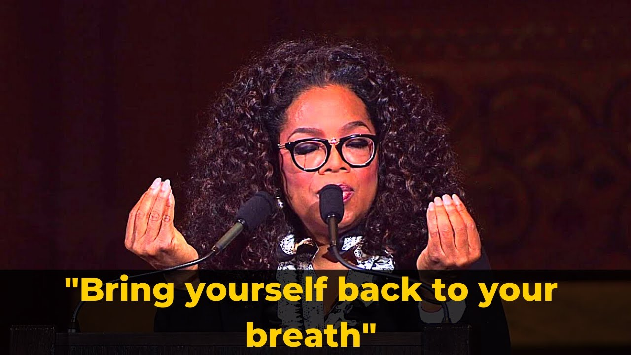 Oprah Winfrey Motivational Speech 5 minutes | Foundation For Meaning & Purpose In Your Life