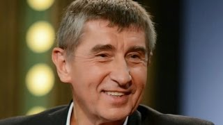 2. Andrej Babiš - Show Jana Krause 11. 10. 2013