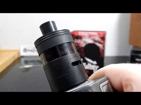 THE MODFATHER RTA - 316L STAPLES + IMPRESSIONS - YouTube