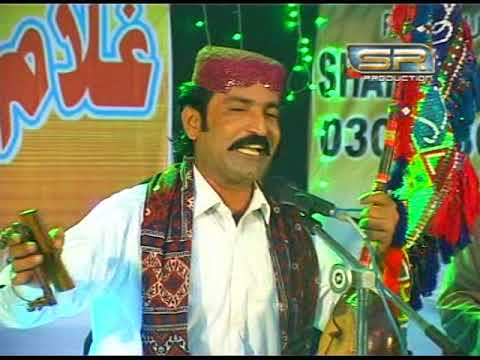 song aram san suto waten singer Ghulam Hussain Umrani album 786 wsan tuhnja werha sr production